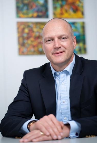 Geschäftsführer Björn M. Schmid
